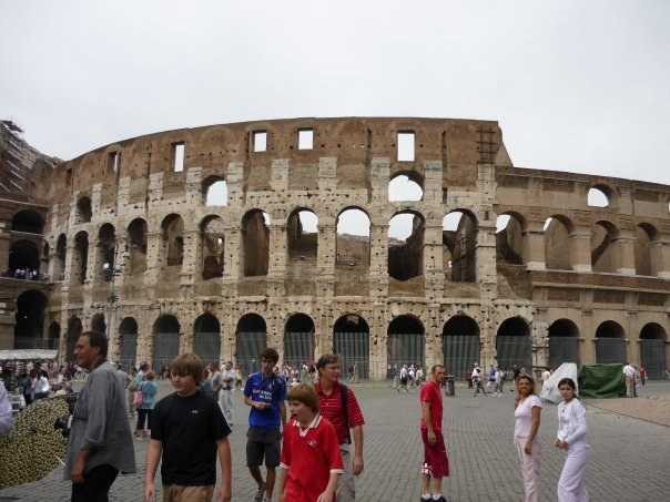 Rome Was Not Built In A Day