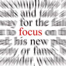 C'mon Focus!