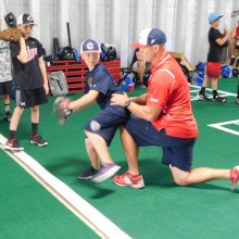 Youth Elite Pitcher's Boot Camp