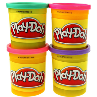 When Life Hands You Play-Doh
